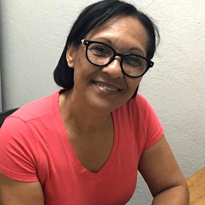 Miriam Aparecida da Cruz Rodrigues