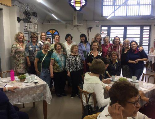 Tradicional Chá Bingo – Voluntárias Maria Teresa – 2019